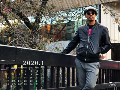 待受カレンダー 2020年1月